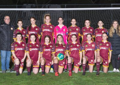 Altona City Senior Women Team lr