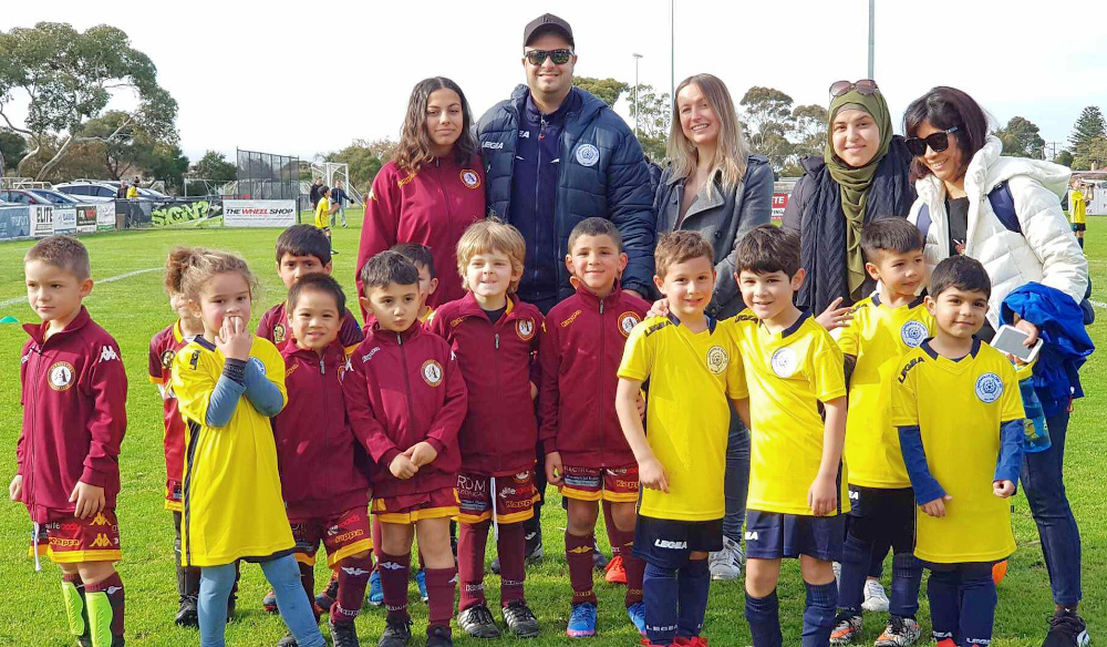Mini Roos Gala Day