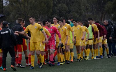 U18s March into State Final
