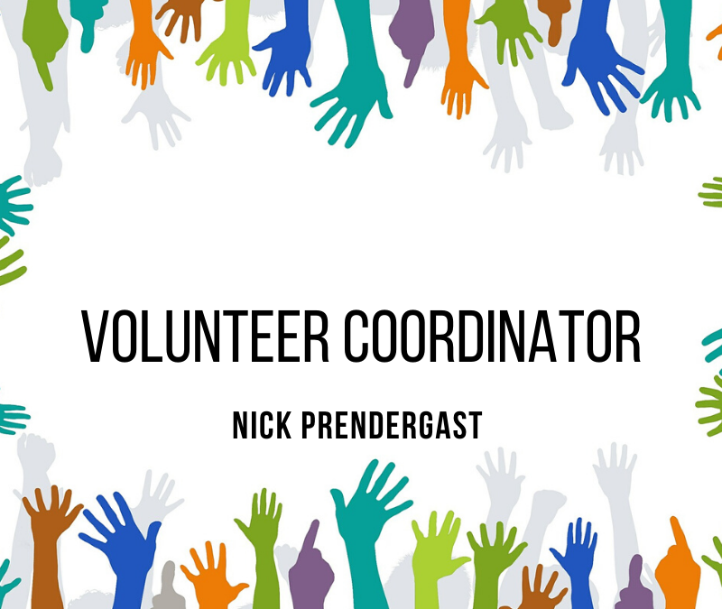 Welcome Volunteer Coordinator