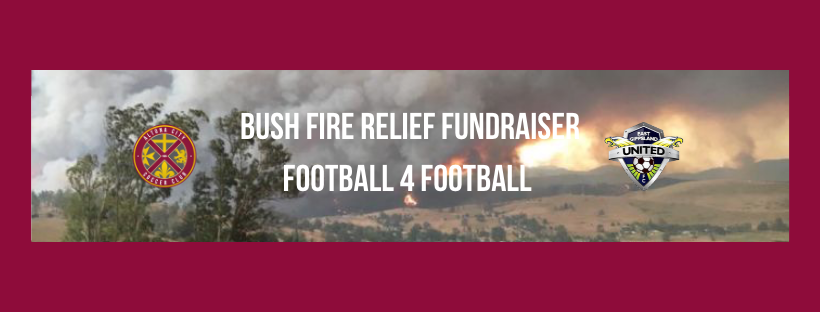 Football 4 Football – Bush Fire Relief Fundraiser