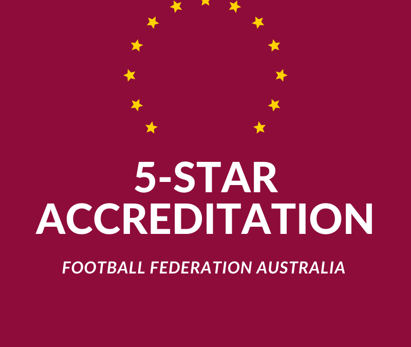 5-Star FFA Accreditation