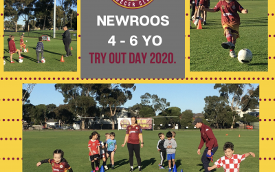 Newroos Try Out Day & Program 2020