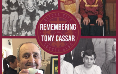 Remembering Tony Cassar