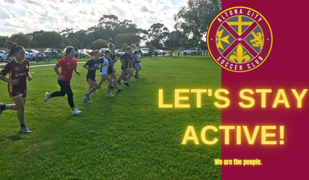 Let's Stay Active!