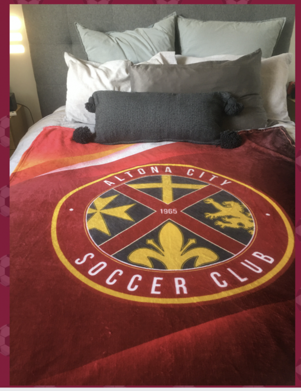 ACSC Supporters Blanket