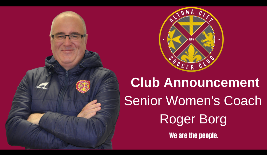 Senior Womens Coach Roger Borg will move on after season 2021